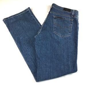 Harley Davidson Mid Rise Boot Cut Jeans 12 NWT